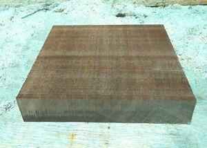 1x woodworking mahogany walking stick crook handle blank