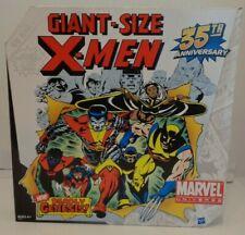 Marvel Universe GIANT SIZE X-MEN PACK THUNDERBIRD WOLVERINE STORM 2010 Toys R Us