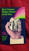 Best SF Stories of the Year-Ninth Colllection HCDJ 1980 1st Ed. George RR Martin