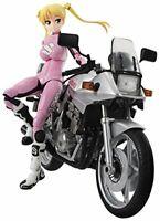 S. H. Figuarts Bakuon !! Rin Suzunoki (Rider Suit) & GSX 400 S KATANA