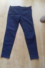 pantalon bleu foncé  taille 44 tregging fit