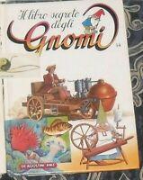 1 BOOK RAGAZZI ANNI 80 DE AGOSTINI IL LIBRO SEGRETO DEGLI GNOMI 14 david gnomo,x