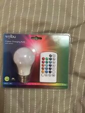 LED Colour Changing Bulb