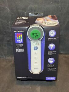 BRAUN BNT 400 3-IN-1 No Touch Temperature Forehead Thermometer Sealed Box