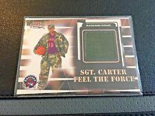 1999-00 Fleer Force Vince Carter Sgt. Carter