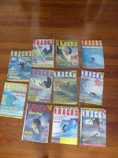 TRACKS MAGAZINE MAG SURF VINTAGE SURFING 1993 12 ISSUES ****PRICE PER ITEM****