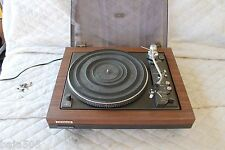 Pioneer PL-55DX Direct Drive Record Player Vintage Turntable  parts/repair