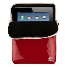 PU Leather Mini Ipad Pouch Messenger Crossbody Portable Case Bag For IPads 9.7