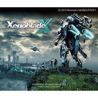 XenobladeX Xenoblade Chronicles X Original Soundtrack NEW 4 CD Game music JAPAN