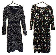 Two Frugi Maternity Nursing Dresses