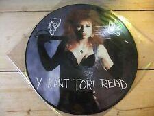 "TORI AMOS Y KANT TORI READ USA PROMO PICTURE DISC 12"" 81845-P MEGA RARE"