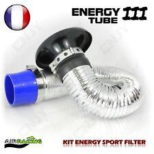 KIT ENERGY TUBE 3-COLLECTEUR PRISE D'AIR CALANDRE AVEC TUBE GT 77mm POUR KAD