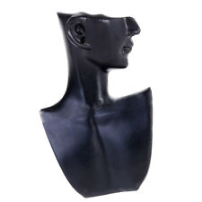 Female Necklace Jewelry Head Mannequin Bust Display Mini Material Mini