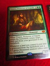 MTG Magic the Gathering Titania Protector of Argoth + 10 Random Rares !!