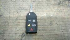 Volvo 5 Button Remote Key.