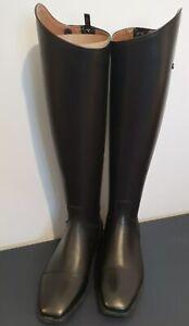 Sergio Grasso 15545 Napoli (Nappa) Long Leather Riding Boots EU41/UK7 44/40.2