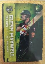 2017 Tap n Play ... GOLD Parallel .. International T20... GLENN MAXWELL.