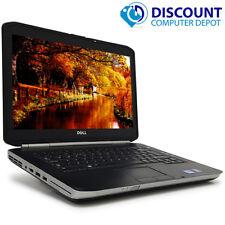 """Dell Latitude E5430 14"""" Laptop Computer Intel Core i5 4GB 320GB Windows 10 Home"""
