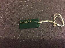 Rolex Daytona 116520 Hang Tag