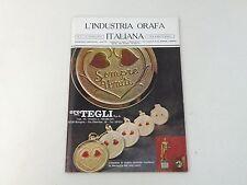 L'INDUSTRIA ORAFA ITALIANA - N°2 25 GENNAIO 1974 - QUINDICINALE INDIPENDENTE -L9