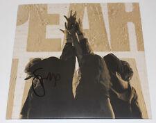 STONE GOSSARD PEARL JAM GUITAR SIGNED AUTHENTIC TEN VINYL RECORD ALBUM LP w/COA