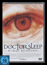 DVD DOCTOR SLEEP - BLUTMORD - Mit Goran Visnjic aus EMERGENCY ROOM *** NEU ***