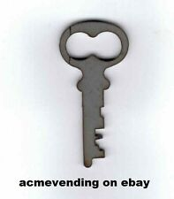 ADVANCE GUMBALL MACHINE, TRADE STIMULATOR or HARMON CONDOM VENDING KEY # A30