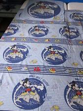 2 tlg Kinderbettwäsche, Micky Maus Delfin Mickey Mouse, Donald Disney, bed linen