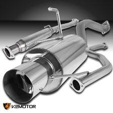 For 92-95 Honda Civic 2 4 Door EX DX LX / 96-00 Civic EX Catback Exhaust System