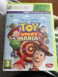 Toy Story Mania (Xbox 360) Family Fun Party Game Compilation ~ Complete