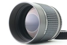 【MINT3+】 Minolta RF ROKKOR 250mm f/5.6 Reflex Mirror Lens MD Mount w/ Hood JAPAN