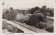 Postcard 1948 George Rose series Lake Torrens Adelaide South Australia text back