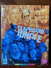 Clapboard Jungle Blu-ray 2020 Documnetary Arrow Video Ltd Ed w/ Slipcover BNIB