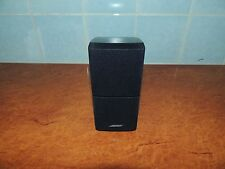 "BOSE LIFESTYLE DOUBLE CUBE SPEAKERS ""Genuine Bose Made"" h"
