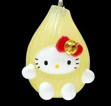 Hello Kitty X Tottori Onion *Glow in Dark* Swarovski Element Crystal Japan Charm