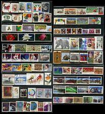 Canada 1971-2004 BELLE USATO + Set... 98 francobolli