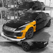 Front fender flares LION'S KIT VER.2 Mazda RX8 RX-8 S2 2008-2012