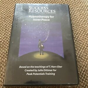Hypnotherapy For Inner Peace CD Success Motivation By Success Resources