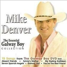 Mike Denver - Essential Galway Boy (2010) Country & Irish New CD