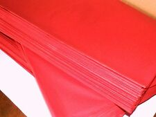 """480 Sheets - Red Tissue Paper Reams - Made In Usa - 26"""" X 20"""""""