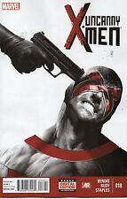 MARVEL COMICS UNCANNY X-MEN #18 MAY 2014 MARVEL NOW 1ST PRINT NM