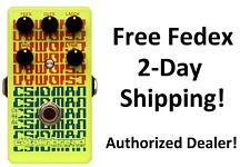 New Catalinbread CSIDMAN Stutter Glitch Delay Guitar Effects Pedal