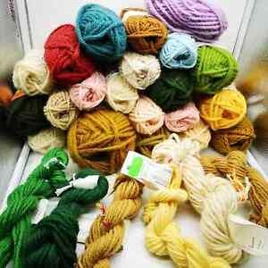 Weben ,Knüpfgarn, Teppichgarn, Smyrna, Junghans, 100% Wolle -Mix Paket 1kg  29€