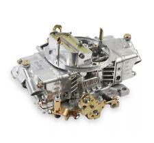 Holley 0-80572S 700 CFM Supercharger Double Pumper Carburetor-Draw Thru Design