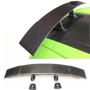for Lamborghini Gallardo LP540 LP550 LP560 Carbon Fiber Rear Wing Trunk Spoiler