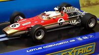 SCALEXTRIC 1/32 SCALE C3311 LOTUS COSWORTH 49, JIM CLARK, #6, NIB