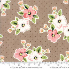 MODA Fabric ~ OLIVE'S FLOWER MARKET ~ Lella Boutique (5030 16) by the 1/2 yard