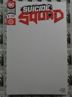 Suicide Squad (2019) DC - #1, Blank Sketch Variant, Taylor/Redondo, NM