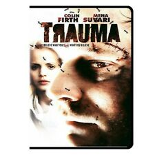 Trauma Dvd 2005 Widescreen Colin Firth Mena Suvari Kenneth Cranham Naomie Harris