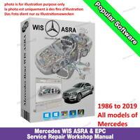 MERCEDES BENZ SMART WIS🌟(ASRA) EPC🌟 Service Repair Werkstatthandbuch 1986-2019